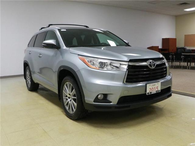 2015 Toyota Highlander XLE (Stk: 195041) in Kitchener - Image 4 of 30