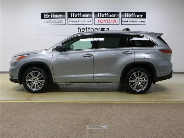 2015 Toyota Highlander XLE (Stk: 195041) in Kitchener - Image 21 of 30