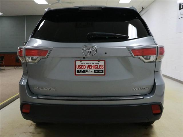 2015 Toyota Highlander XLE (Stk: 195041) in Kitchener - Image 23 of 30