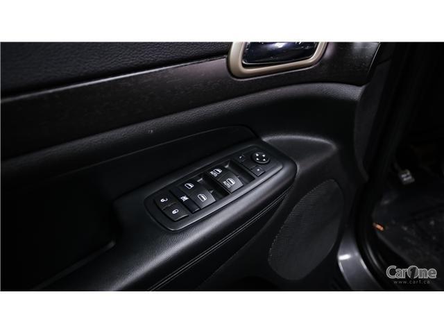 2017 Jeep Grand Cherokee Laredo (Stk: CJ19-21) in Kingston - Image 10 of 33
