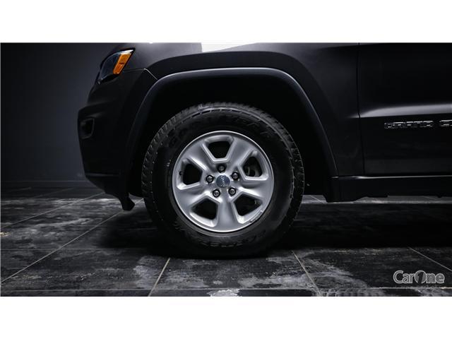 2017 Jeep Grand Cherokee Laredo (Stk: CJ19-21) in Kingston - Image 26 of 33