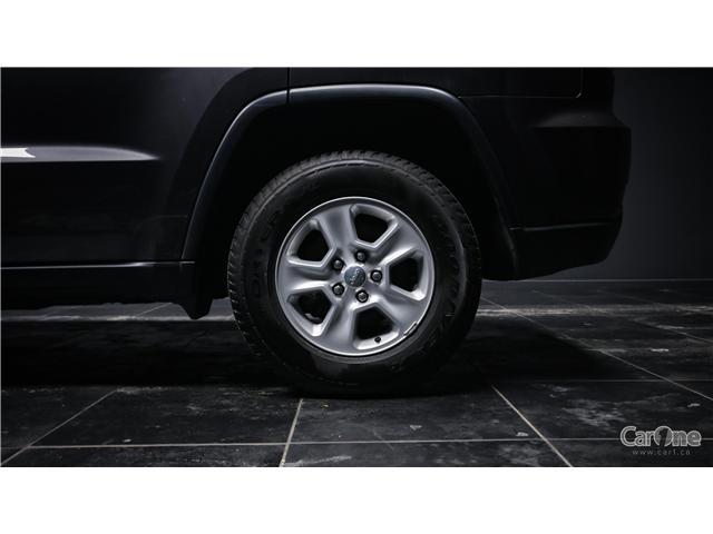 2017 Jeep Grand Cherokee Laredo (Stk: CJ19-21) in Kingston - Image 27 of 33