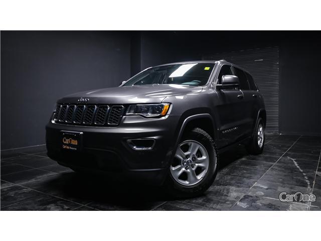 2017 Jeep Grand Cherokee Laredo (Stk: CJ19-21) in Kingston - Image 33 of 33