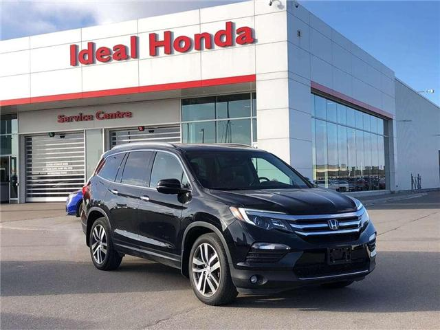 2016 Honda Pilot Touring (Stk: I190317A) in Mississauga - Image 1 of 6