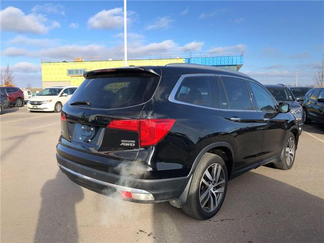 2016 Honda Pilot Touring (Stk: I190317A) in Mississauga - Image 2 of 6