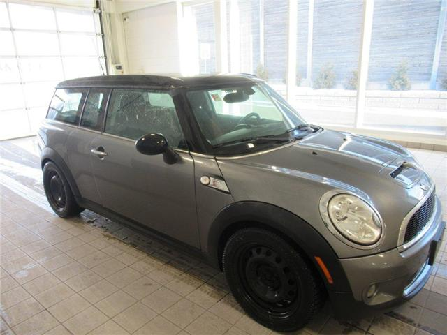 2010 MINI Cooper S Clubman Base (Stk: 8080XAB) in Toronto - Image 1 of 16