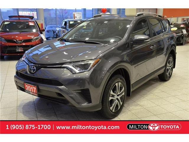 2017 Toyota RAV4  (Stk: 617719) in Milton - Image 1 of 39