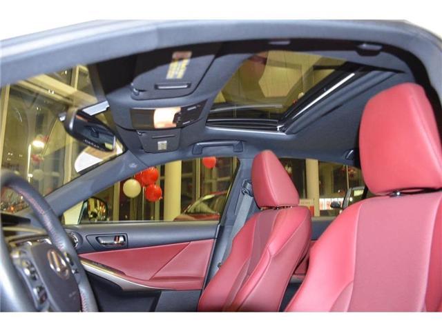 2015 Lexus IS 350 Base (Stk: 014763) in Milton - Image 9 of 41