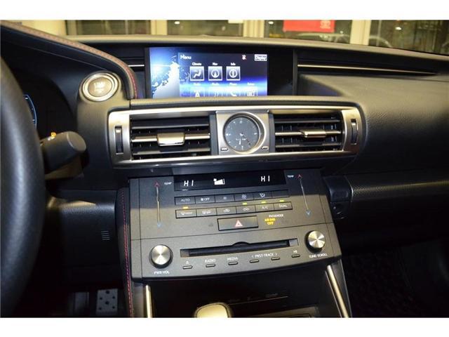 2015 Lexus IS 350 Base (Stk: 014763) in Milton - Image 22 of 41