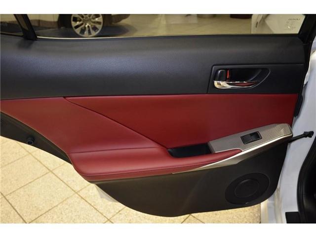 2015 Lexus IS 350 Base (Stk: 014763) in Milton - Image 25 of 41