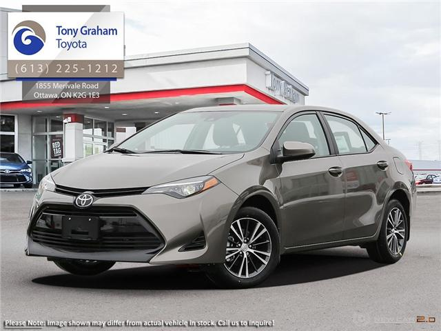 2019 Toyota Corolla LE Upgrade Package (Stk: 57846) in Ottawa - Image 1 of 23