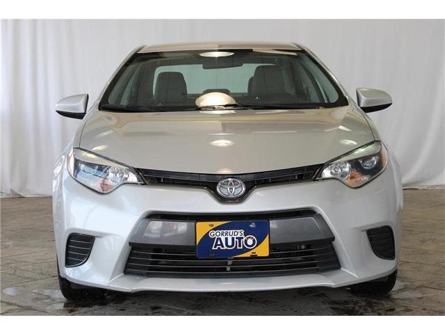 2016 Toyota Corolla  (Stk: 584724) in Milton - Image 2 of 40