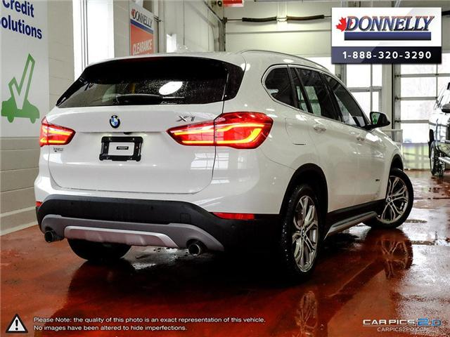 2016 BMW X1 xDrive28i (Stk: CLDR2182A) in Ottawa - Image 4 of 28