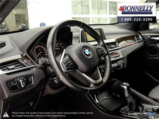 2016 BMW X1 xDrive28i (Stk: CLDR2182A) in Ottawa - Image 12 of 28
