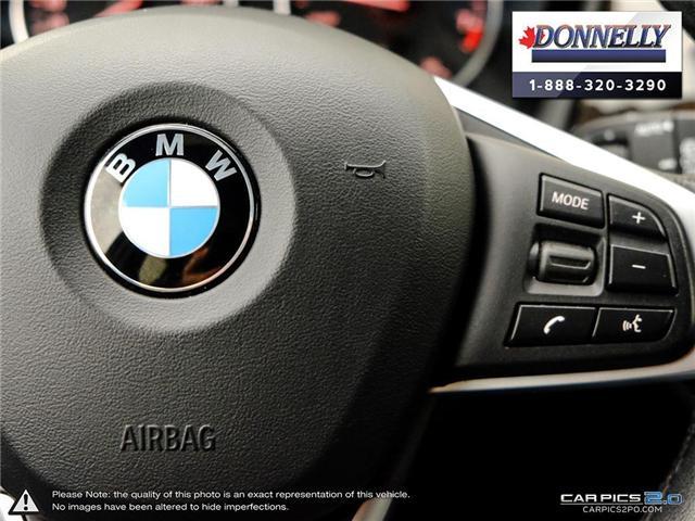 2016 BMW X1 xDrive28i (Stk: CLDR2182A) in Ottawa - Image 18 of 28