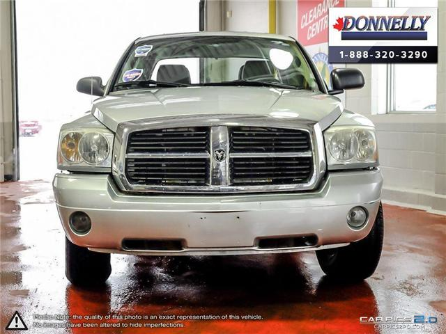 2006 Dodge Dakota SLT (Stk: PBWDUR5842A) in Ottawa - Image 2 of 28