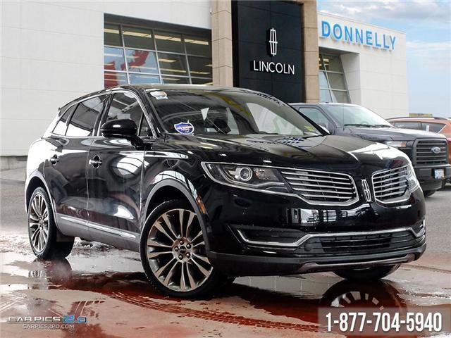 2016 Lincoln MKX Select (Stk: DU5945AL) in Ottawa - Image 1 of 27