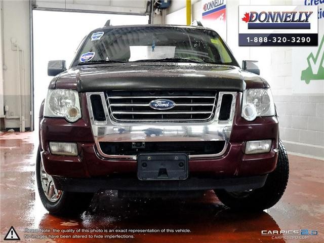 2007 Ford Explorer Sport Trac Limited (Stk: PBWDS254A) in Ottawa - Image 2 of 28
