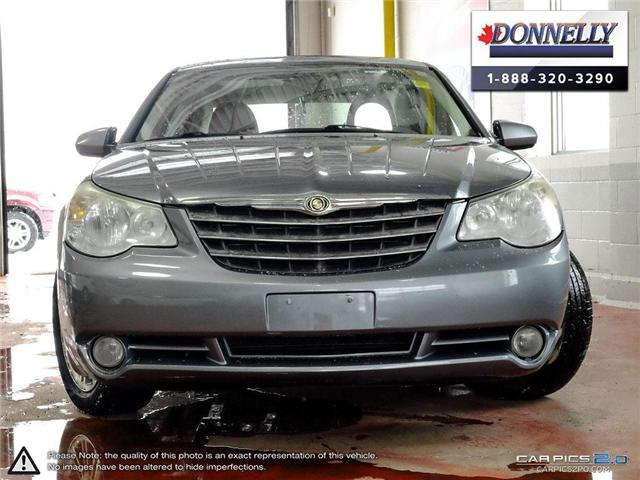 2008 Chrysler Sebring Touring (Stk: PBWDUR5985A) in Ottawa - Image 2 of 28