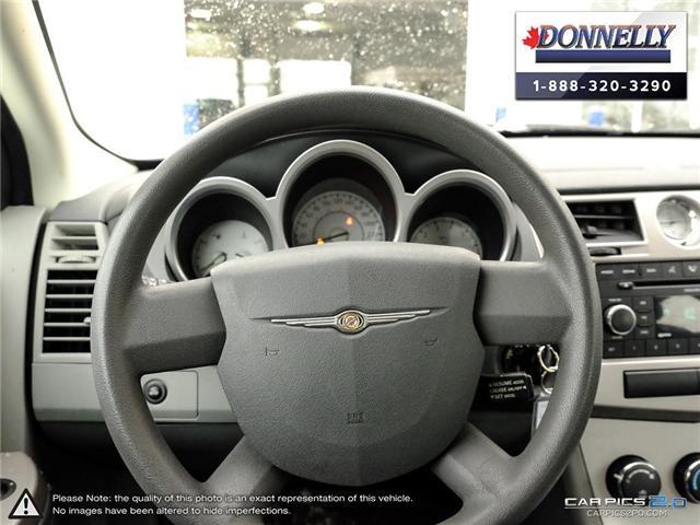 2008 Chrysler Sebring Touring (Stk: PBWDUR5985A) in Ottawa - Image 14 of 28