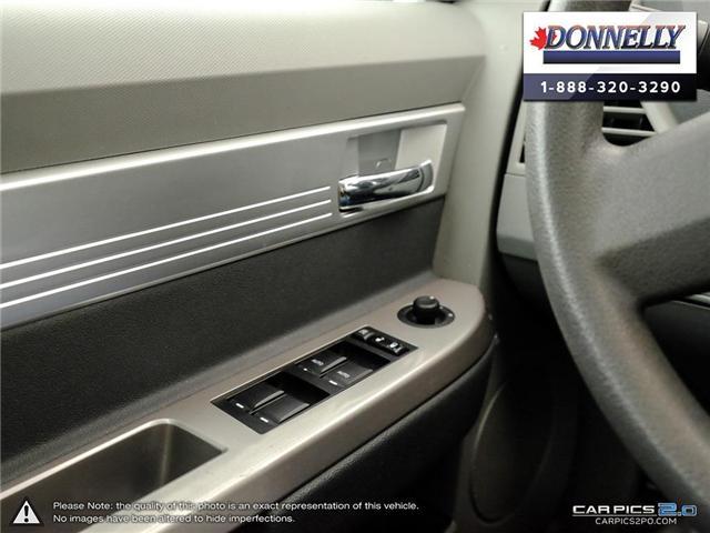2008 Chrysler Sebring Touring (Stk: PBWDUR5985A) in Ottawa - Image 17 of 28