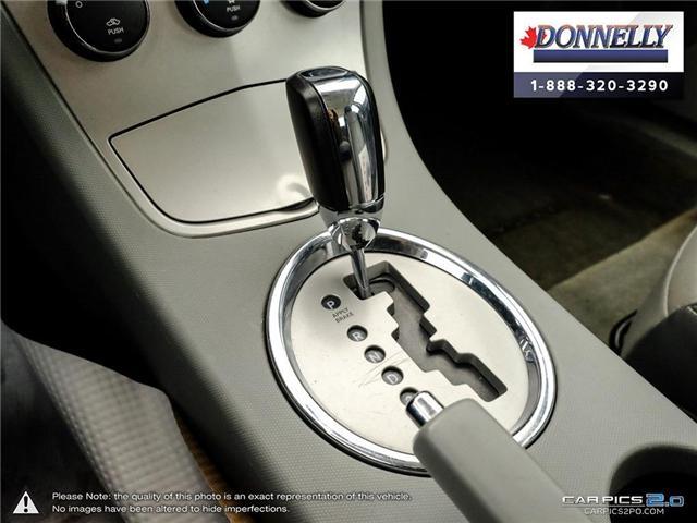 2008 Chrysler Sebring Touring (Stk: PBWDUR5985A) in Ottawa - Image 18 of 28