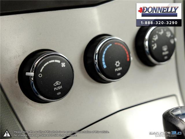 2008 Chrysler Sebring Touring (Stk: PBWDUR5985A) in Ottawa - Image 20 of 28