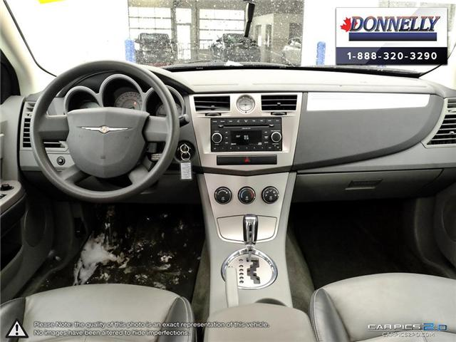 2008 Chrysler Sebring Touring (Stk: PBWDUR5985A) in Ottawa - Image 25 of 28