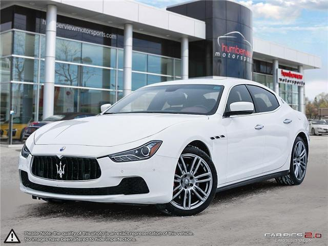 2016 Maserati Ghibli S Q4 (Stk: 18MSC814) in Mississauga - Image 1 of 26