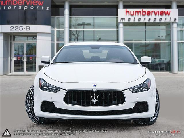 2016 Maserati Ghibli S Q4 (Stk: 18MSC814) in Mississauga - Image 2 of 26