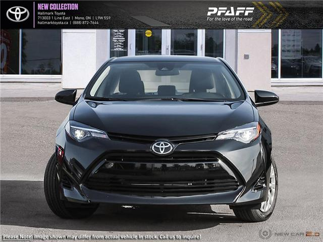2019 Toyota Corolla 4-door Sedan LE CVTi-S (Stk: H19243) in Orangeville - Image 2 of 24