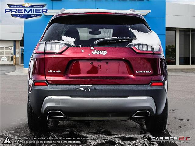 2019 Jeep Cherokee Limited (Stk: P19016) in Windsor - Image 5 of 27
