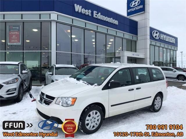 2013 Dodge Grand Caravan SE/SXT (Stk: E4301) in Edmonton - Image 1 of 22