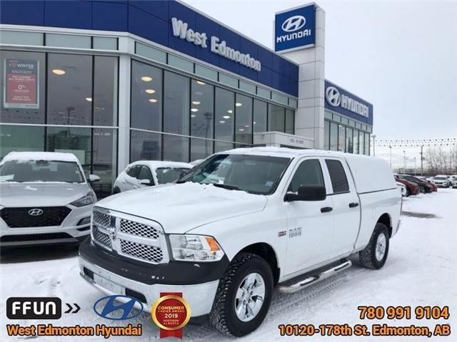 2017 RAM 1500 ST (Stk: P0822) in Edmonton - Image 1 of 28