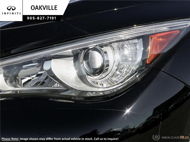 2019 Infiniti Q50 3.0t Signature Edition (Stk: Q19084) in Oakville - Image 10 of 23