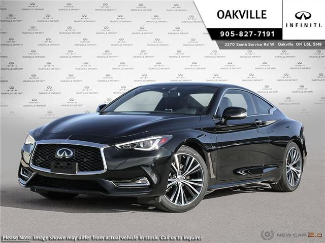 2018 Infiniti Q60 3.0t LUXE (Stk: Q18270) in Oakville - Image 1 of 23