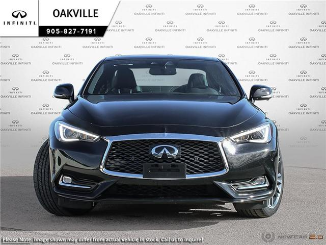 2018 Infiniti Q60 3.0t LUXE (Stk: Q18270) in Oakville - Image 2 of 23