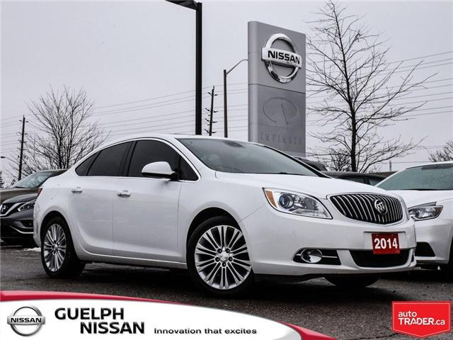 2014 Buick Verano Base (Stk: N19745AA) in Guelph - Image 1 of 23
