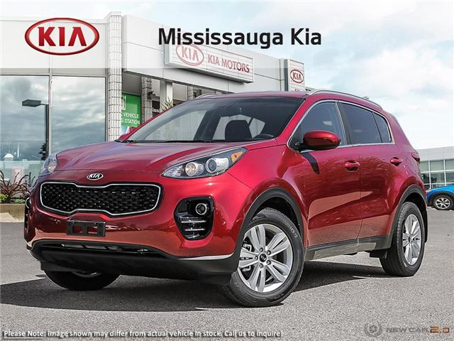 2019 Kia Sportage LX (Stk: SP19039) in Mississauga - Image 1 of 23