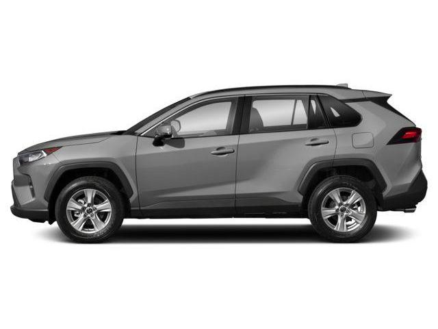 2019 Toyota RAV4 LE (Stk: D190841) in Mississauga - Image 2 of 9