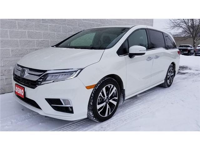 2019 Honda Odyssey Touring (Stk: 19018) in Kingston - Image 2 of 30