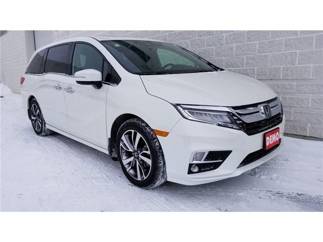 2019 Honda Odyssey Touring (Stk: 19018) in Kingston - Image 4 of 30