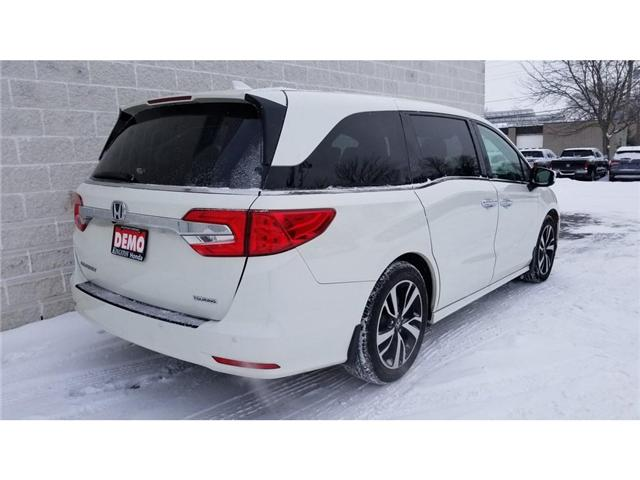 2019 Honda Odyssey Touring (Stk: 19018) in Kingston - Image 6 of 30