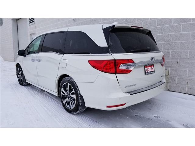 2019 Honda Odyssey Touring (Stk: 19018) in Kingston - Image 8 of 30