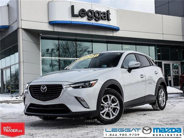 2018 Mazda CX-3 GS AWD,  LUX, NAV and I-ACTIVSENSE PKGE (Stk: 1755) in Burlington - Image 1 of 25