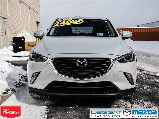 2018 Mazda CX-3 GS AWD,  LUX, NAV and I-ACTIVSENSE PKGE (Stk: 1755) in Burlington - Image 2 of 25
