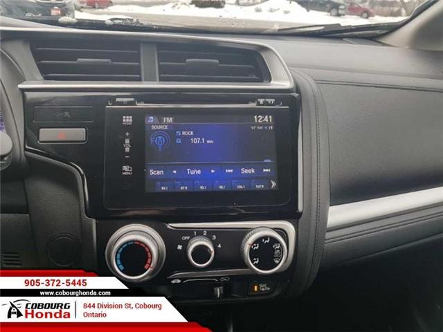 2016 Honda Fit LX (Stk: G1742) in Cobourg - Image 10 of 16