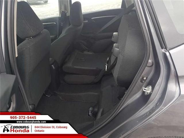 2016 Honda Fit LX (Stk: G1742) in Cobourg - Image 13 of 16