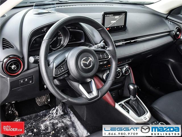2018 Mazda CX-3 GS AWD,  LUX, NAV and I-ACTIVSENSE PKGE (Stk: 1755) in Burlington - Image 12 of 25