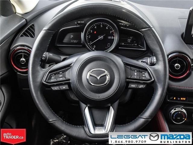 2018 Mazda CX-3 GS AWD,  LUX, NAV and I-ACTIVSENSE PKGE (Stk: 1755) in Burlington - Image 16 of 25